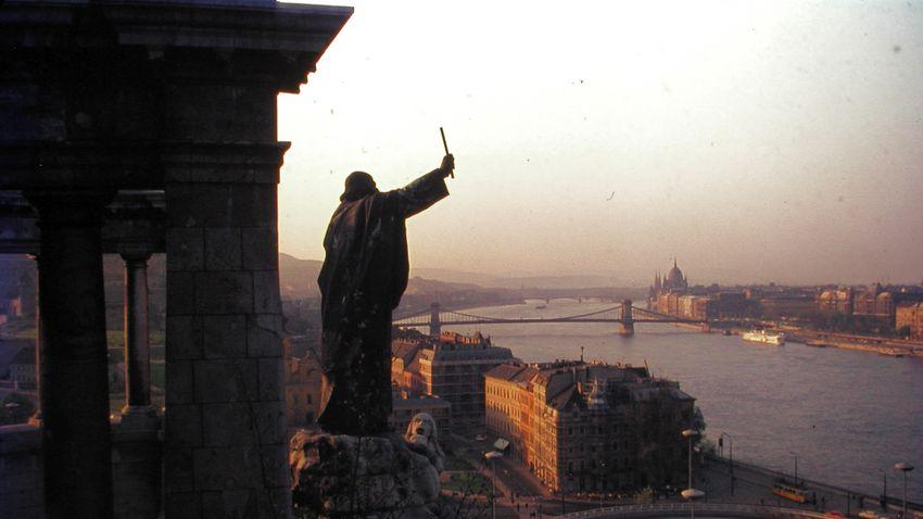 Kilencszázhetvenöt éve hunyt el Szent Gellért