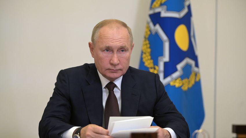 Többtucatnyian kapták el a koronavírust Putyin környezetében