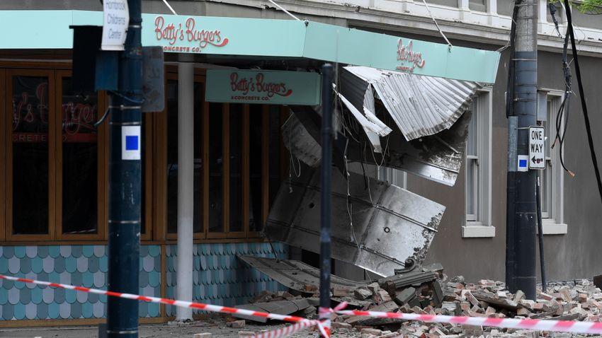Szokatlan földrengés rázta meg Ausztráliát + képek