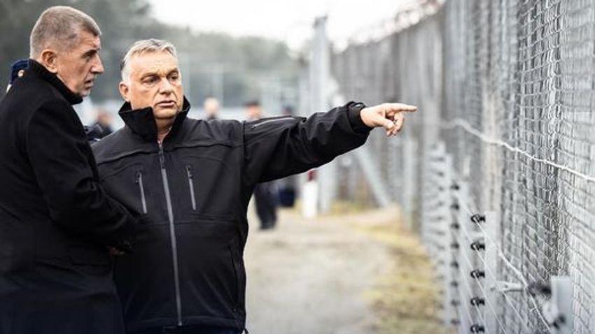 Orbán Viktor: Nőni fog a migrációs nyomás a határon + videó