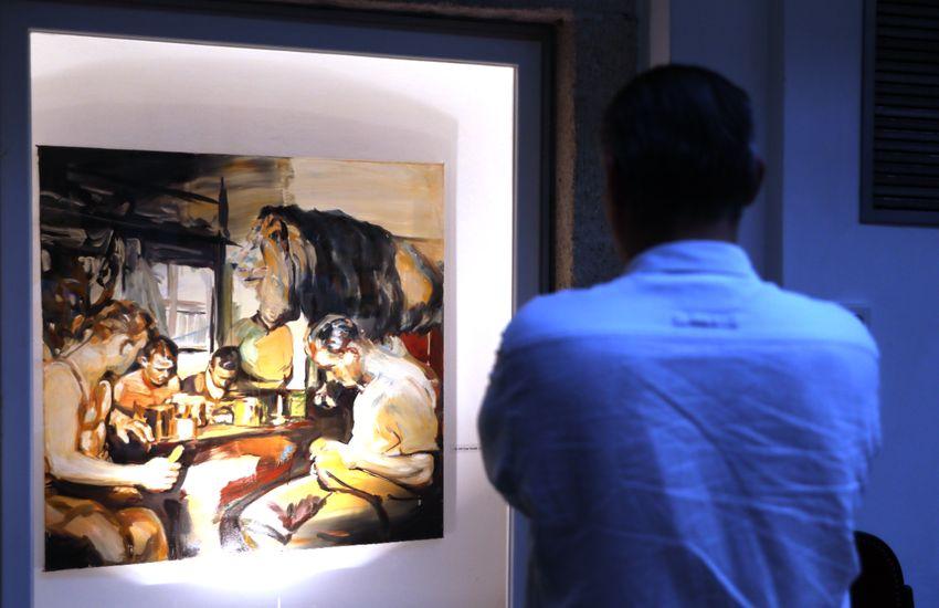 Kiállítások és beszélgetések az Országút Galériában