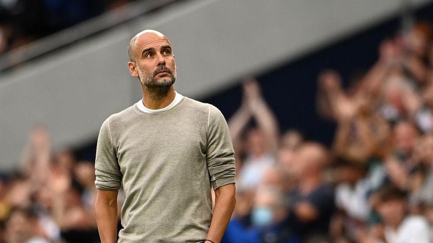 """Guardiola felhúzta a City szurkolóit: """"Törődjön inkább az edzősködéssel"""""""