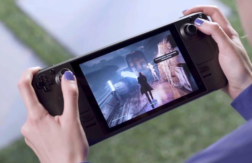 Futtatja a legnépszerűbb játékok javát az új hordozható játékkonzol