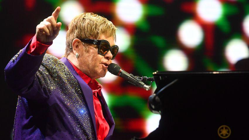 Elhalasztja világturnéja európai koncertjeit Elton John