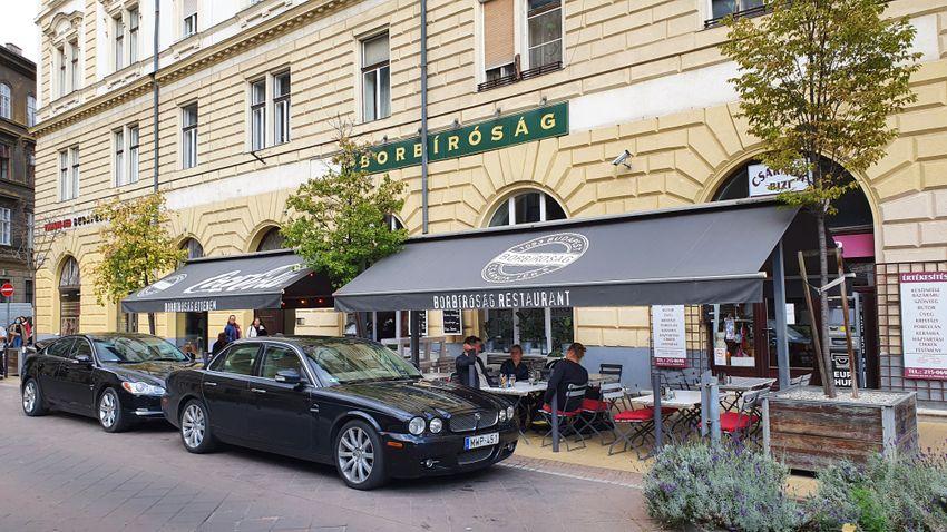 Csúcsborok csúcskonyhával kísérve: Borbíróság étterem