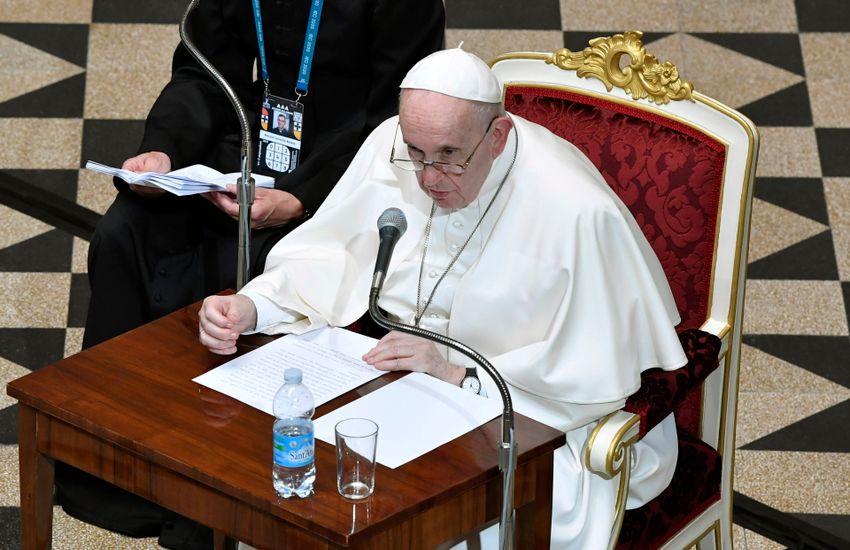 Ferenc pápa a zsidók és keresztények egységességét kérte
