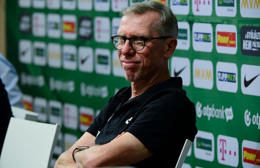 Stöger nem hagyná ott a Fradit egy német csapat kedvéért