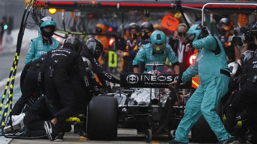 Lewis Hamilton káprázatos, hihetetlen öröksége