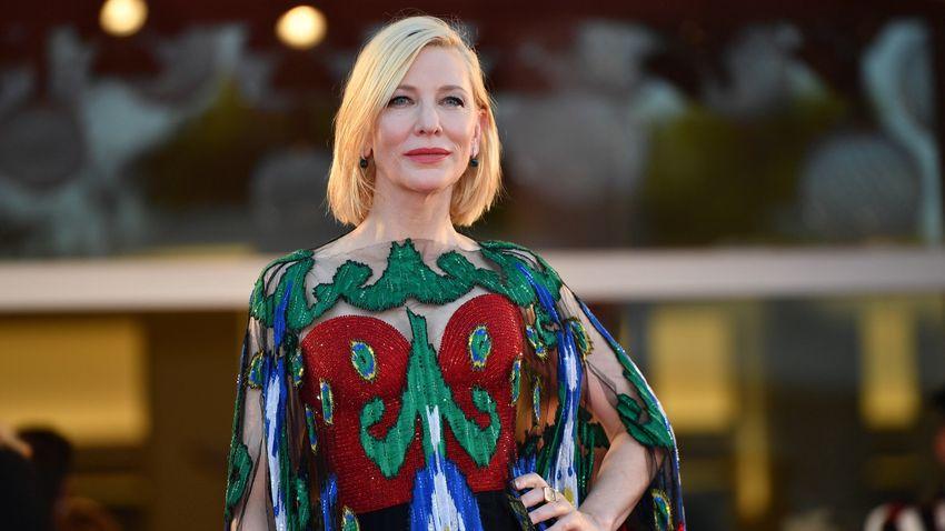 Meglepetést tartogat Cate Blanchett és Bradley Cooper új filmje
