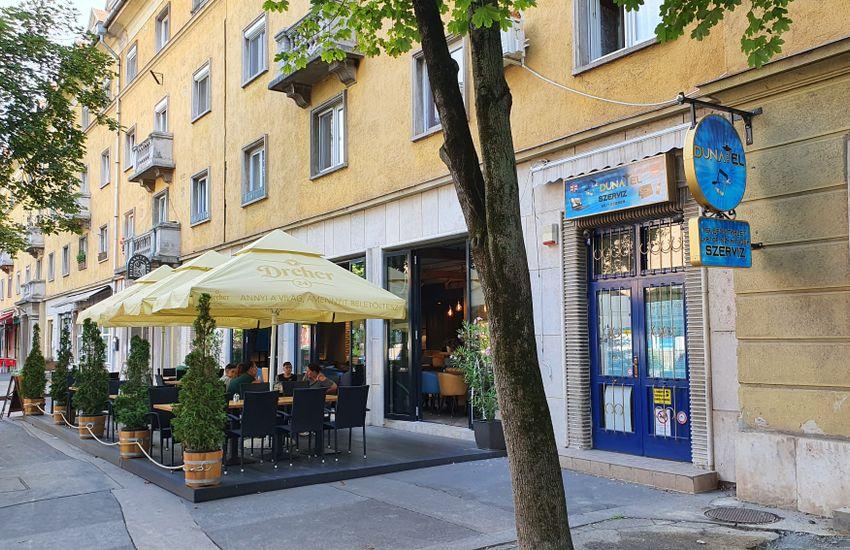 Autentikus, kreatív olasz étterem Dunaújvárosban: Ristorante Azzari