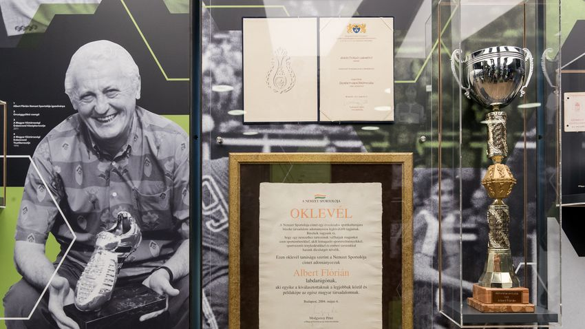 Különleges kiállítás nyílt a Császár emlékére