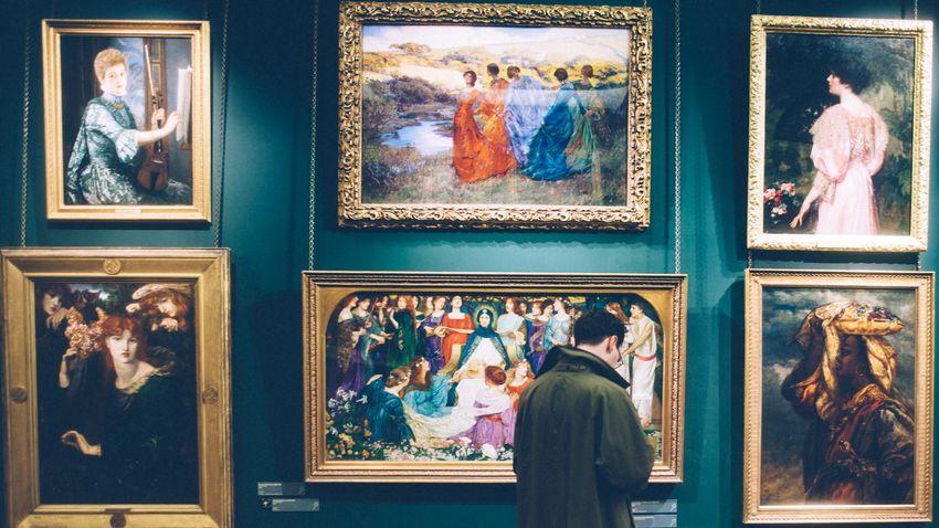 Múzeumlátogatás lehet a gyógymódja a járvány okozta stressznek
