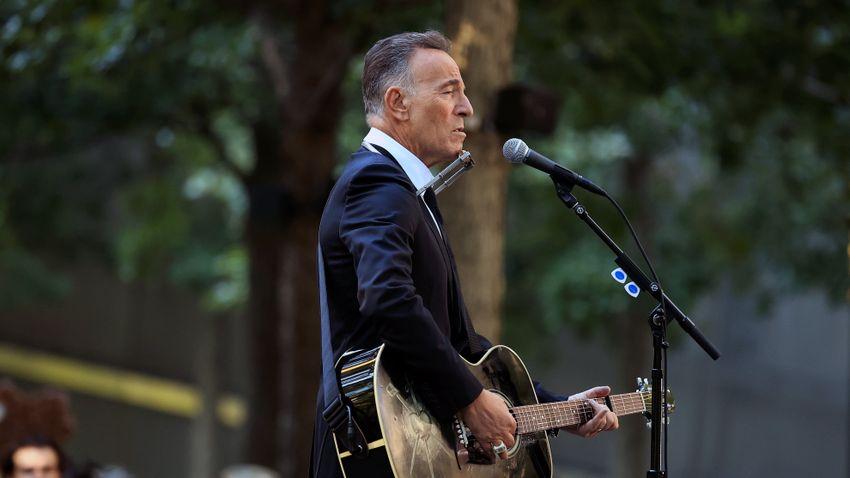 Bruce Springsteen-relikviákat állítanak ki a Grammy Múzeumban
