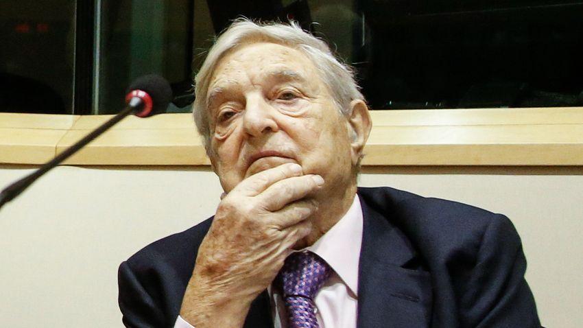 A Nyílt Társadalom Alapítvány buktatta le Soros legújabb tervét?