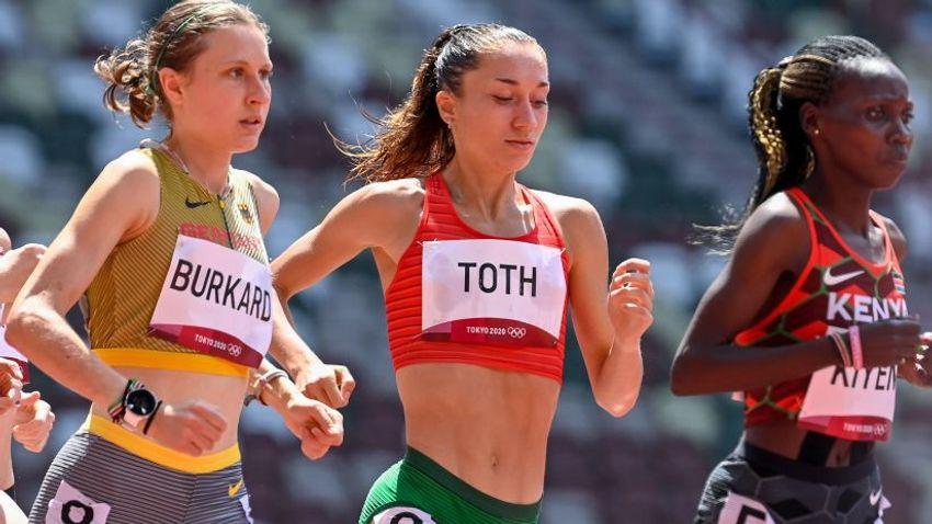 Megtaposták a tokiói olimpián kitűnt magyar atlétát