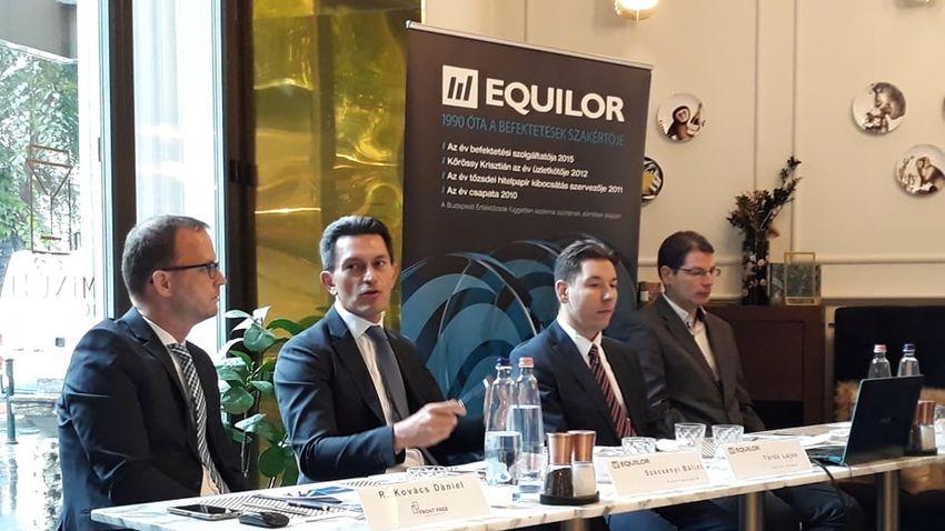 Equilor: stabilizálódhat a forint árfolyama