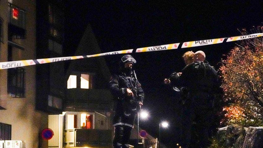 Íjjal elkövetett támadás Norvégiában, négyen meghaltak
