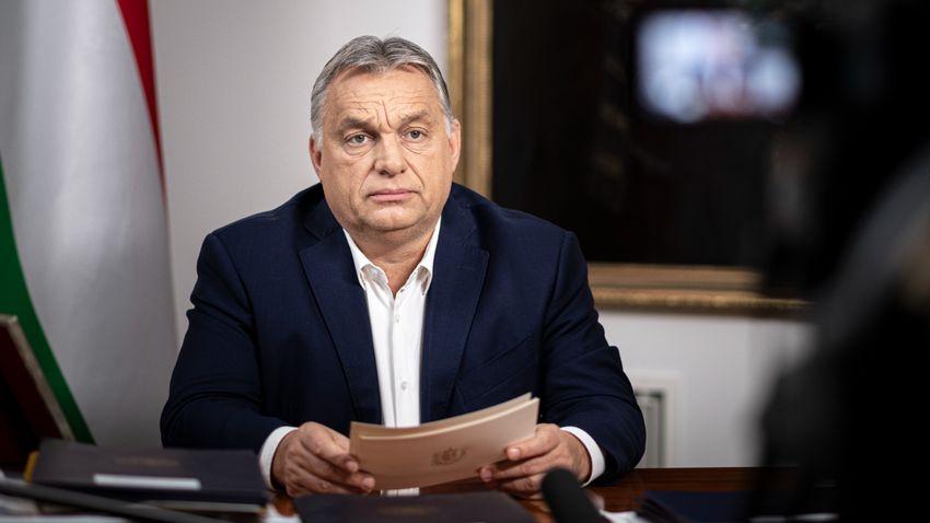 Orbán Viktor: Egyre fontosabbá válik a kínai–magyar együttműködés