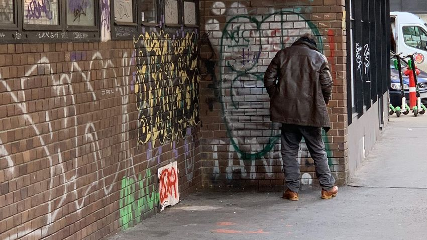 Fotókon az egyre romló budapesti állapotok