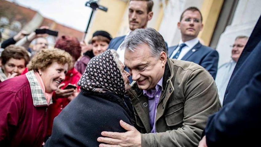 Orbán Viktor ígéretet tett a nyugdíjasoknak + videó