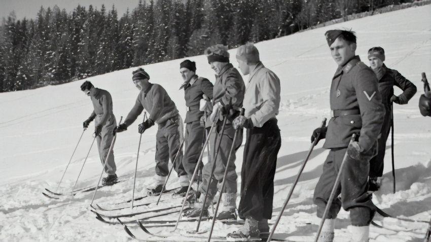 A világ legrégebbi síléceire bukkantak Norvégiában