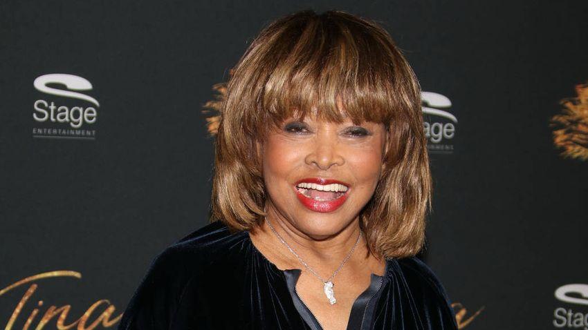 Tina Turner eladta életművének nagy részét