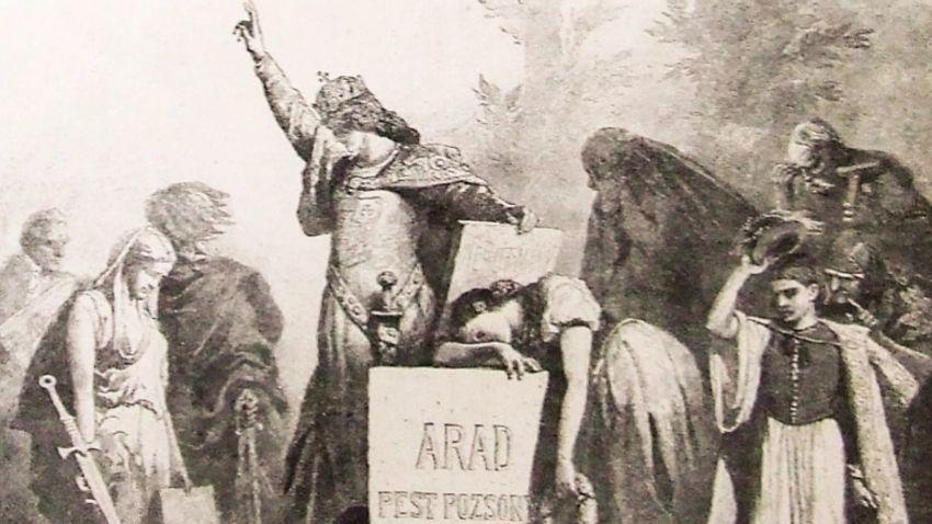 Császári bosszú 1849-ben