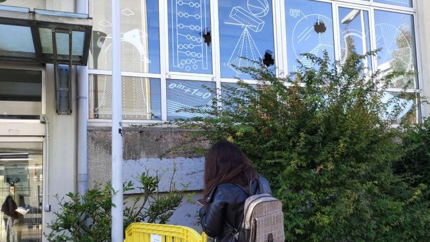 Lövöldözött egy diák a baszkföldi egyetemen