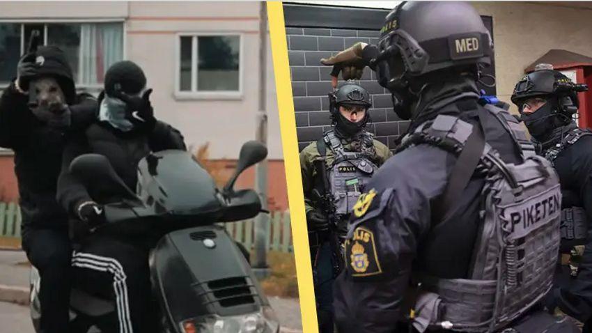 """Több mint 70 """"sérülékeny terület"""" van Svédországban"""