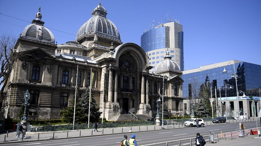 Matolcsy György: Románia a mérlegen
