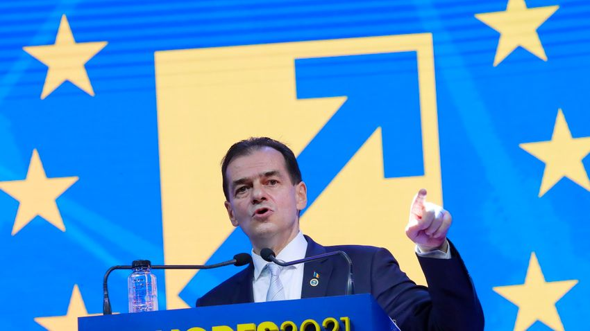 Lemondott Ludovic Orban, a román képviselőház elnöke
