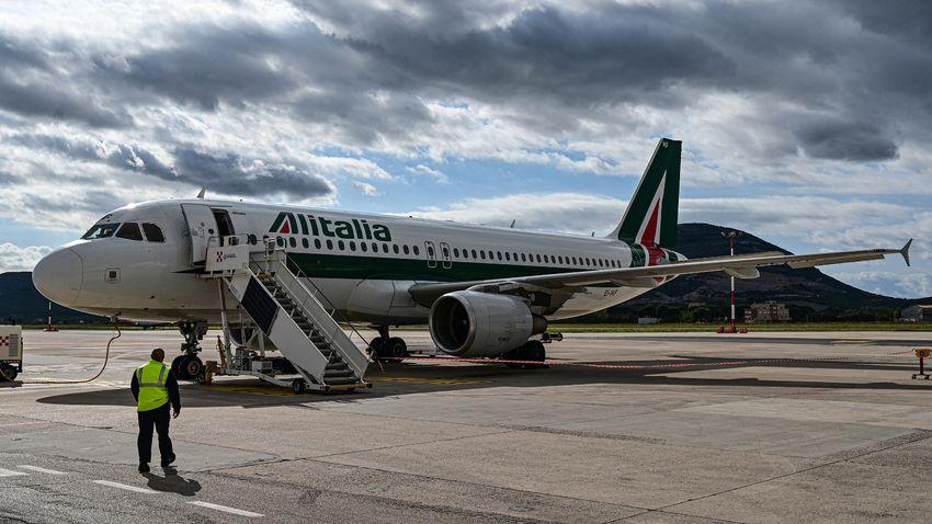 Arrivederci, Alitalia!