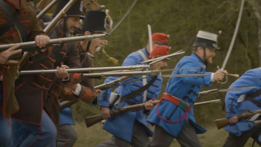 Így toboroztak a nemzetőrök 1848-ban + videó