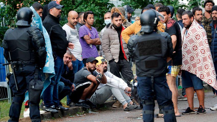 Bekerítették Európát az illegális bevándorlók