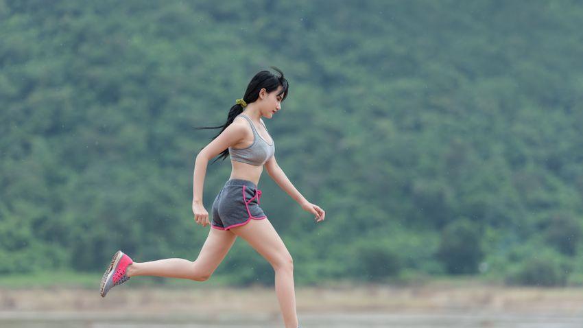 Mi történik a testünkkel, ha elkezdünk futni?