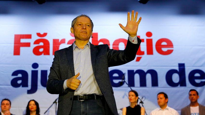 A román USR egyszínű kormányt javasol a korábbi koalíció helyett