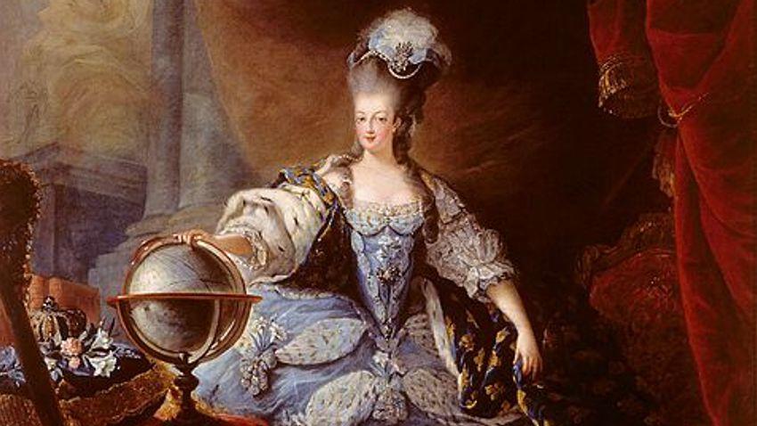 Cenzúrázott Marie Antoinette
