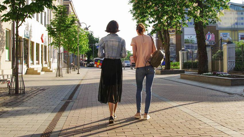 Így szeretnek sétálni a magyar emberek