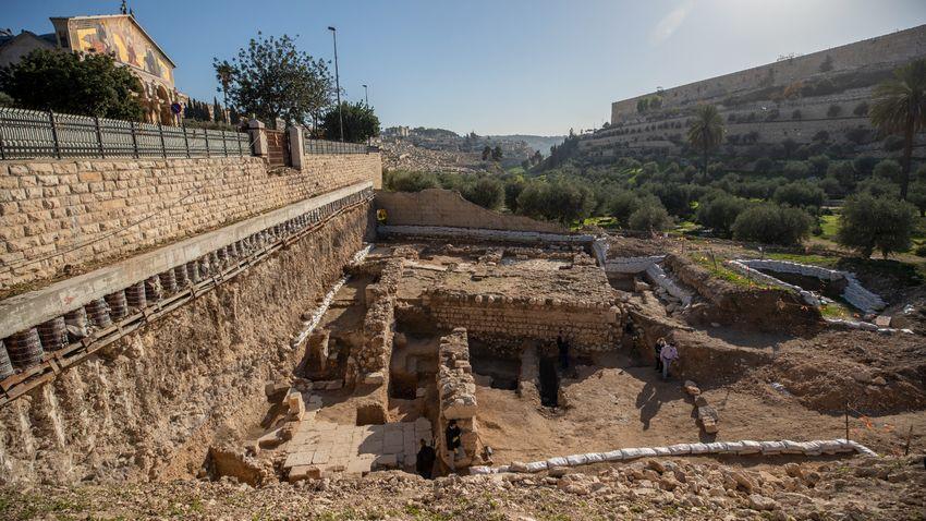 Egészen különleges leletre bukkantak az izraeli régészek
