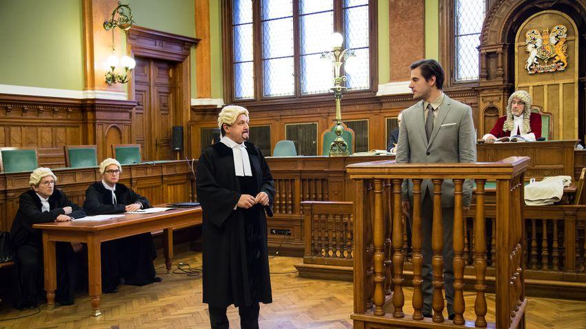 A vád tanúja a Fővárosi Törvényszéken